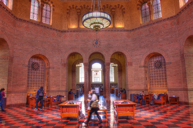 UCLA Powell Library - Credit: Flickr user Jimmy Yeh