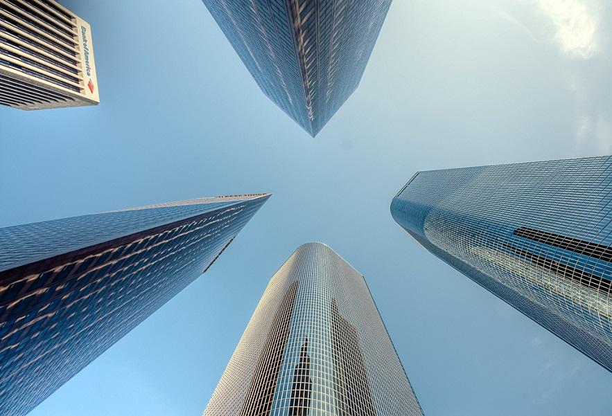 Downtown Los Angeles - Credit: Flickr user Matti Vuorre