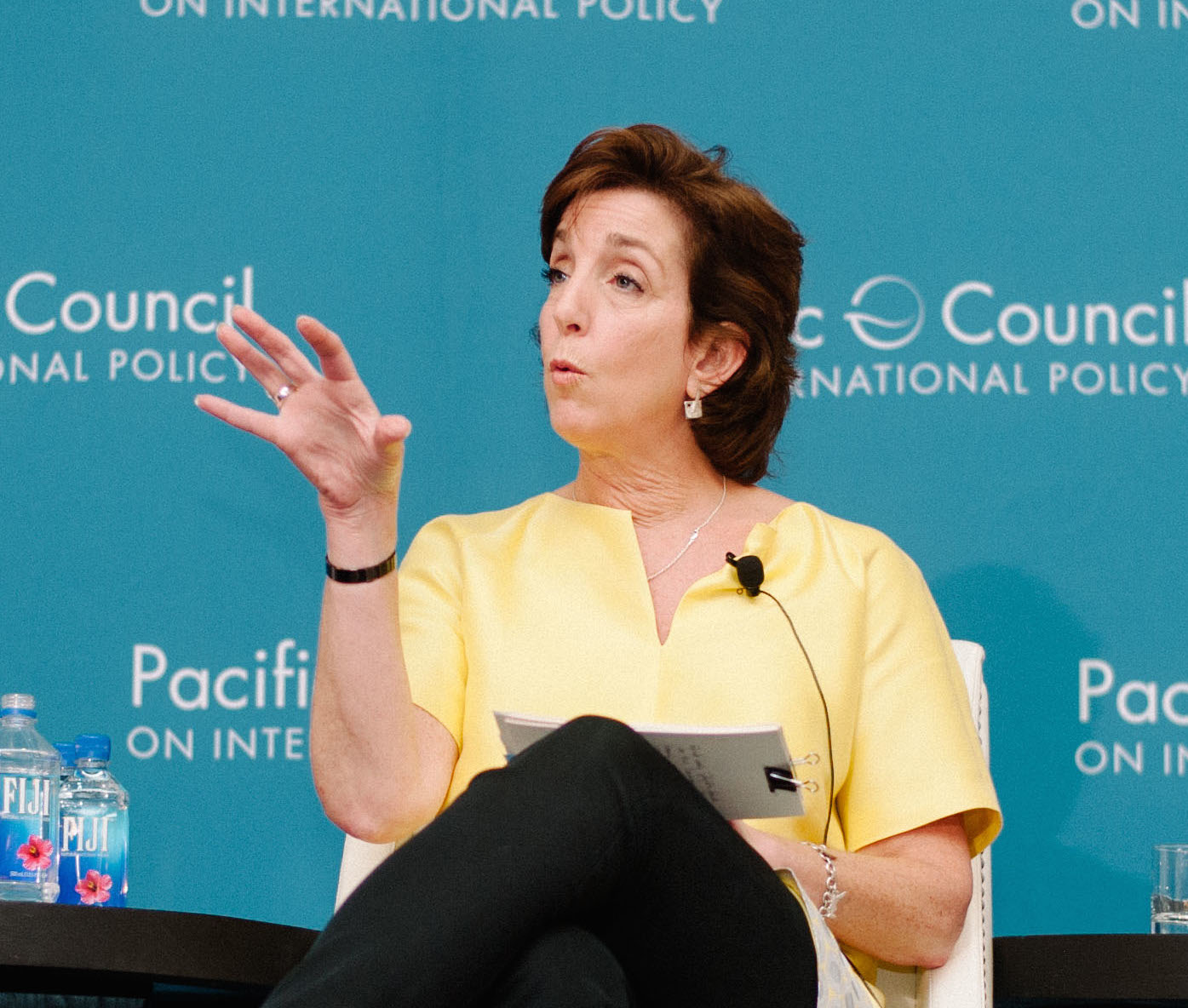 """""""One talking point that needs to be much louder and much stronger from the United States is that Mexico does have our back. It's a point that is very poorly understood."""" - Roberta Jacobson, U.S. Ambassador to Mexico"""