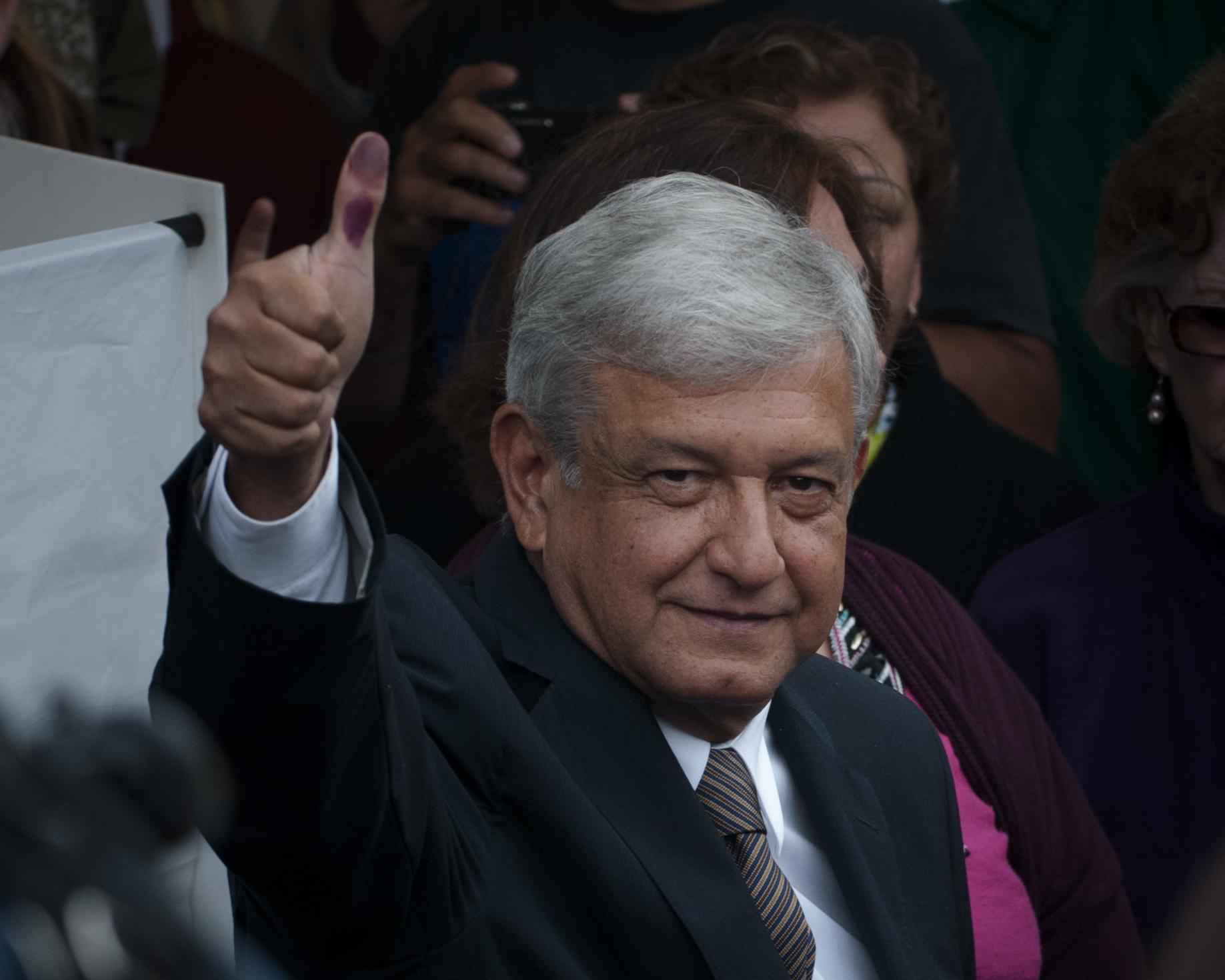 President Andres Manuel López Obrador